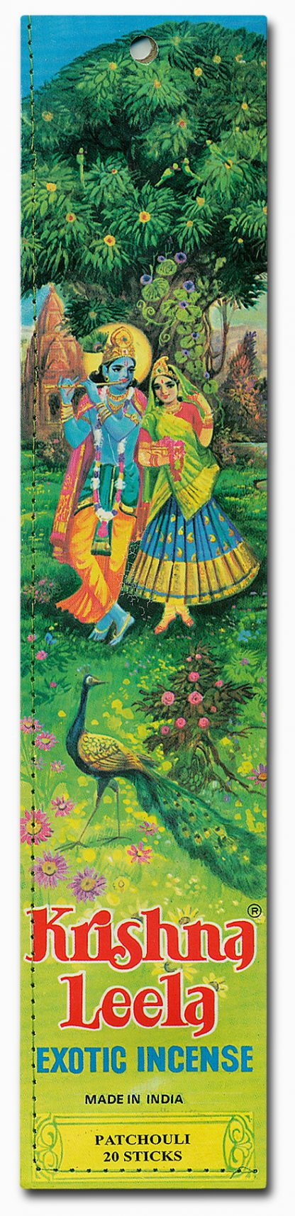 Krishna Leela Patchouly 93 4802 08 G