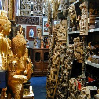 Schönste Holzschnitzereien aus aller Welt