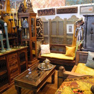 Von Möbel, über Ochsenkarren und Riksha